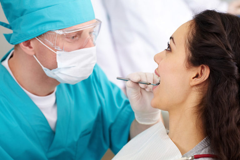 dental cleanings and checkups in duncan